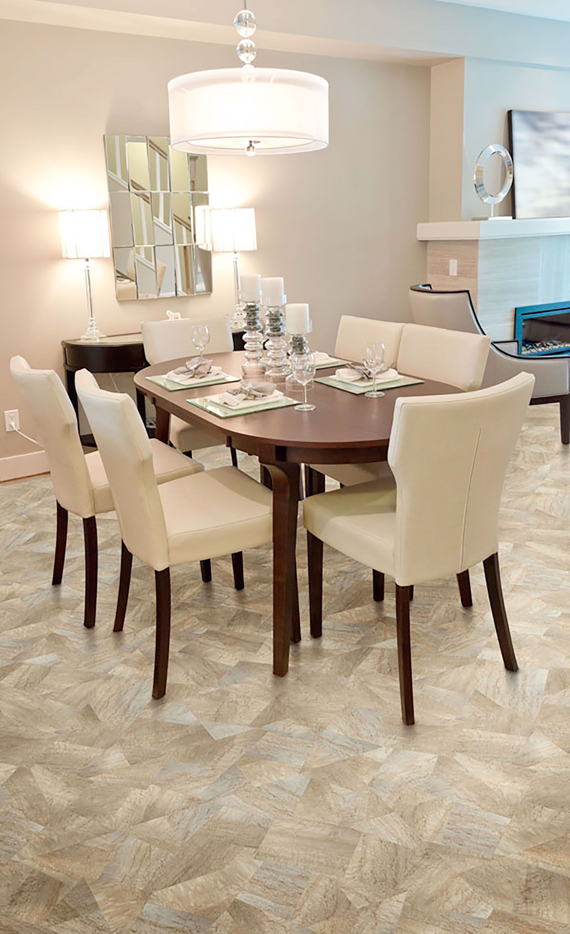 flooring - Dining Room Flooring Options