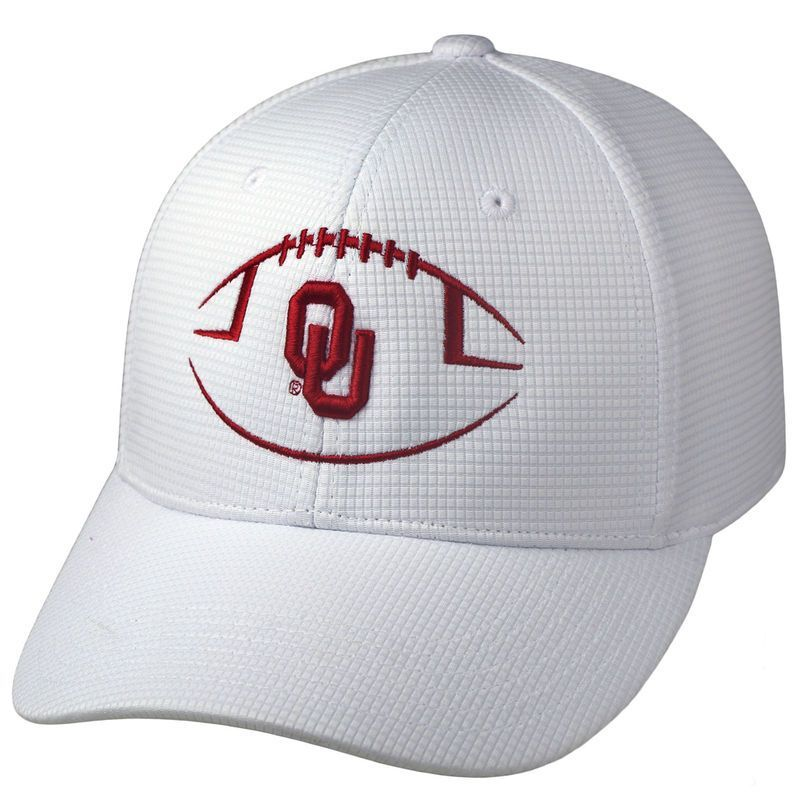 super popular f2e04 4eef0 ... new zealand oklahoma sooners theres only one booster flex hat white  282c2 06bad