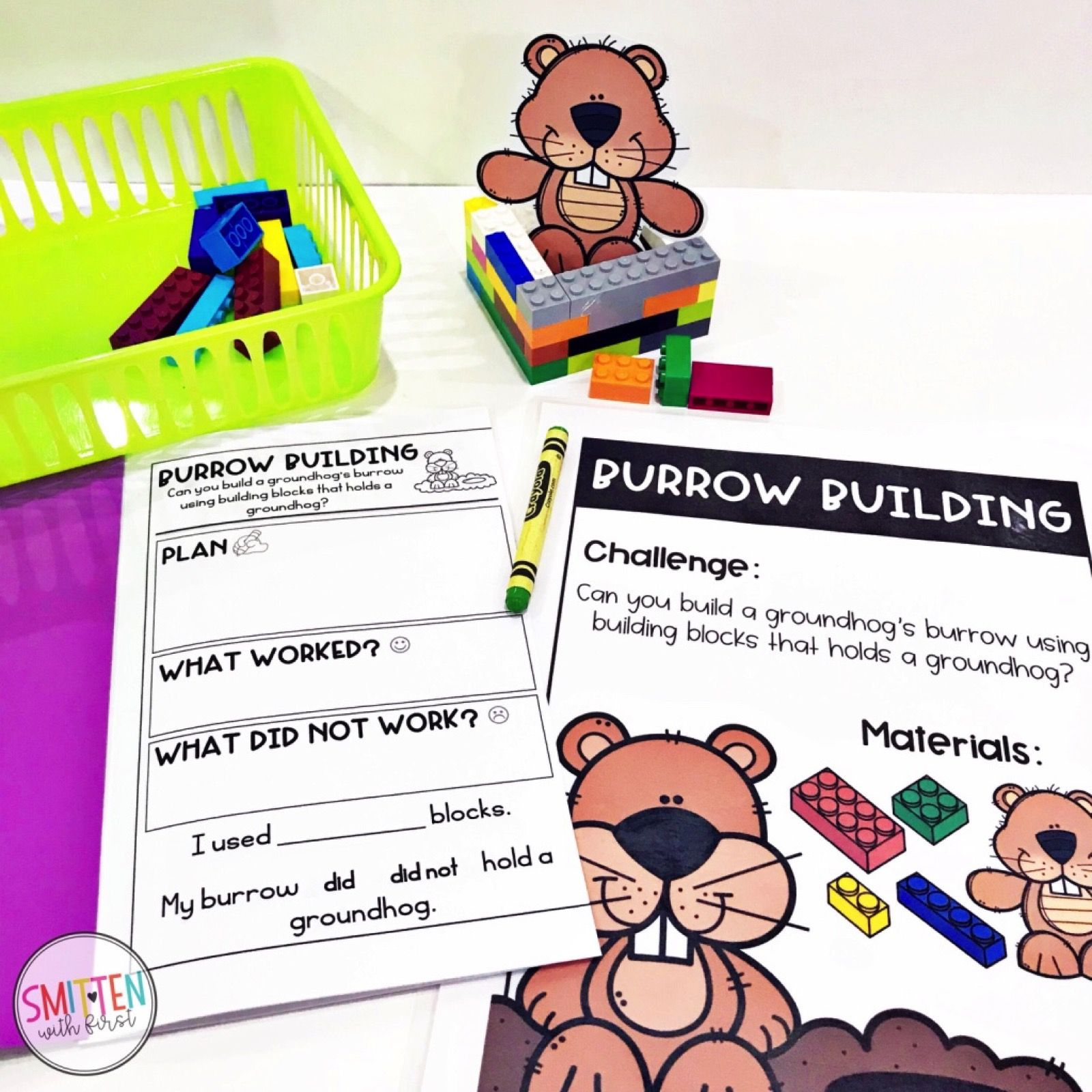 Groundhog Day Activities And Read Alouds For Kindergarten