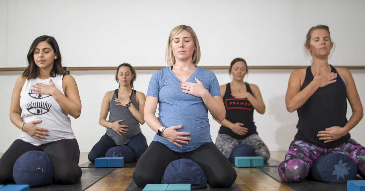 Pregnancy Yoga Classes Near Me - Affordable Yoga And ...
