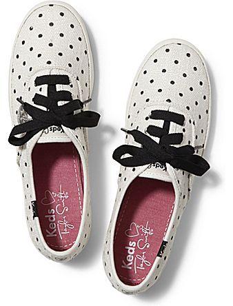 Taylor Swift S Champion Glitter Dot Keds Taylor Swift Shoes Keds Taylor Swift