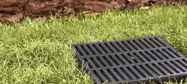 Lowes How To Solve Simple Drainage Problems Home