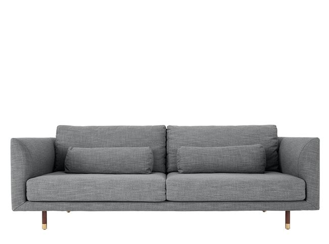 jules 3 seater sofa austria grey
