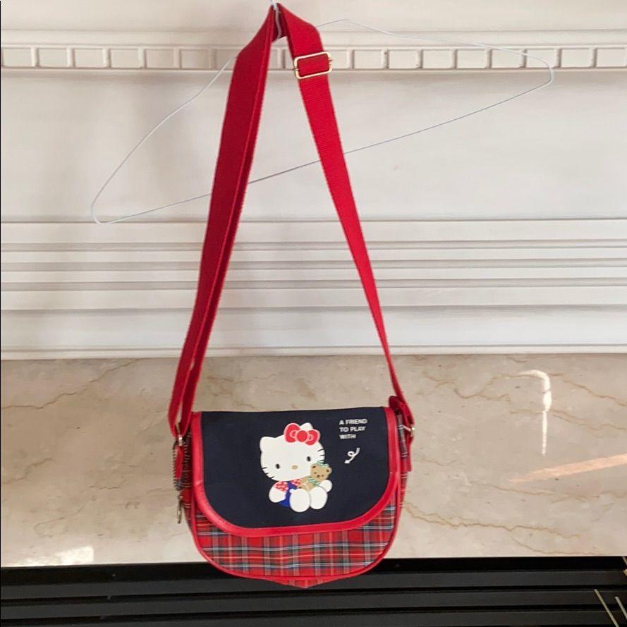 Vintage Hello Kitty In 2021 Hello Kitty Bag Hello Kitty Coloring Hello Kitty