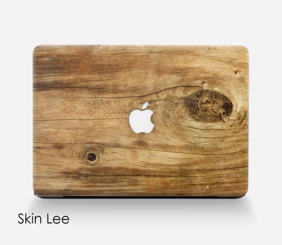MacBook WOOD Decal Macbook Stickers Macbook Skin Macbook Vinyl Macbook Cover Laptop Stickers Laptop Skin Laptop Decal Laptop Cover Case