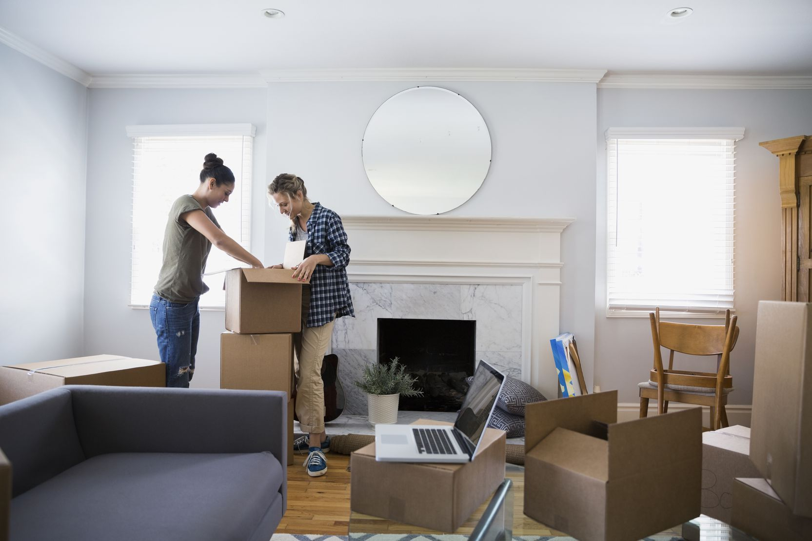 A Beginner S Guide To Packing Your Home For A Household Move
