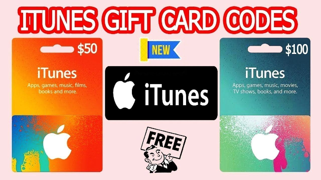 Free Itunes Gift Card Tutorial Itunes Gift Card Code