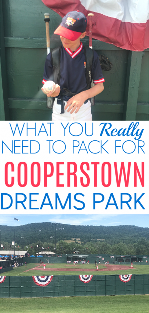Cooperstown Dreams Park On A Budget Cooperstown Dreams Park Cooperstown Cooperstown All Star Village