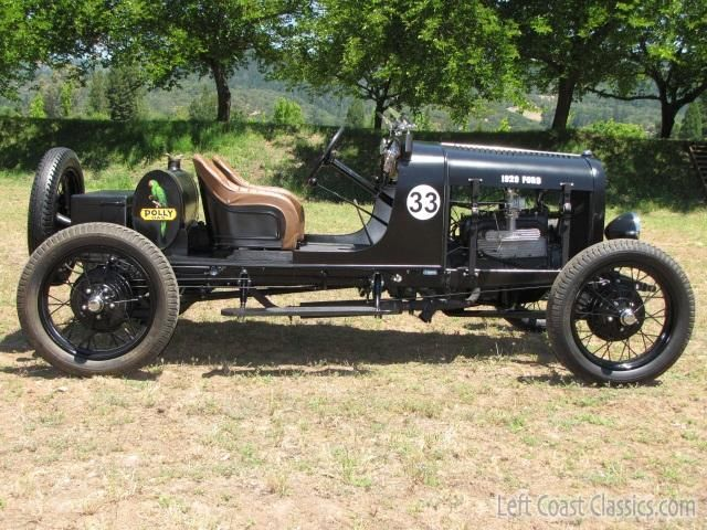 Model T Ford Forum Old Photo A Young Guy His Speedster And