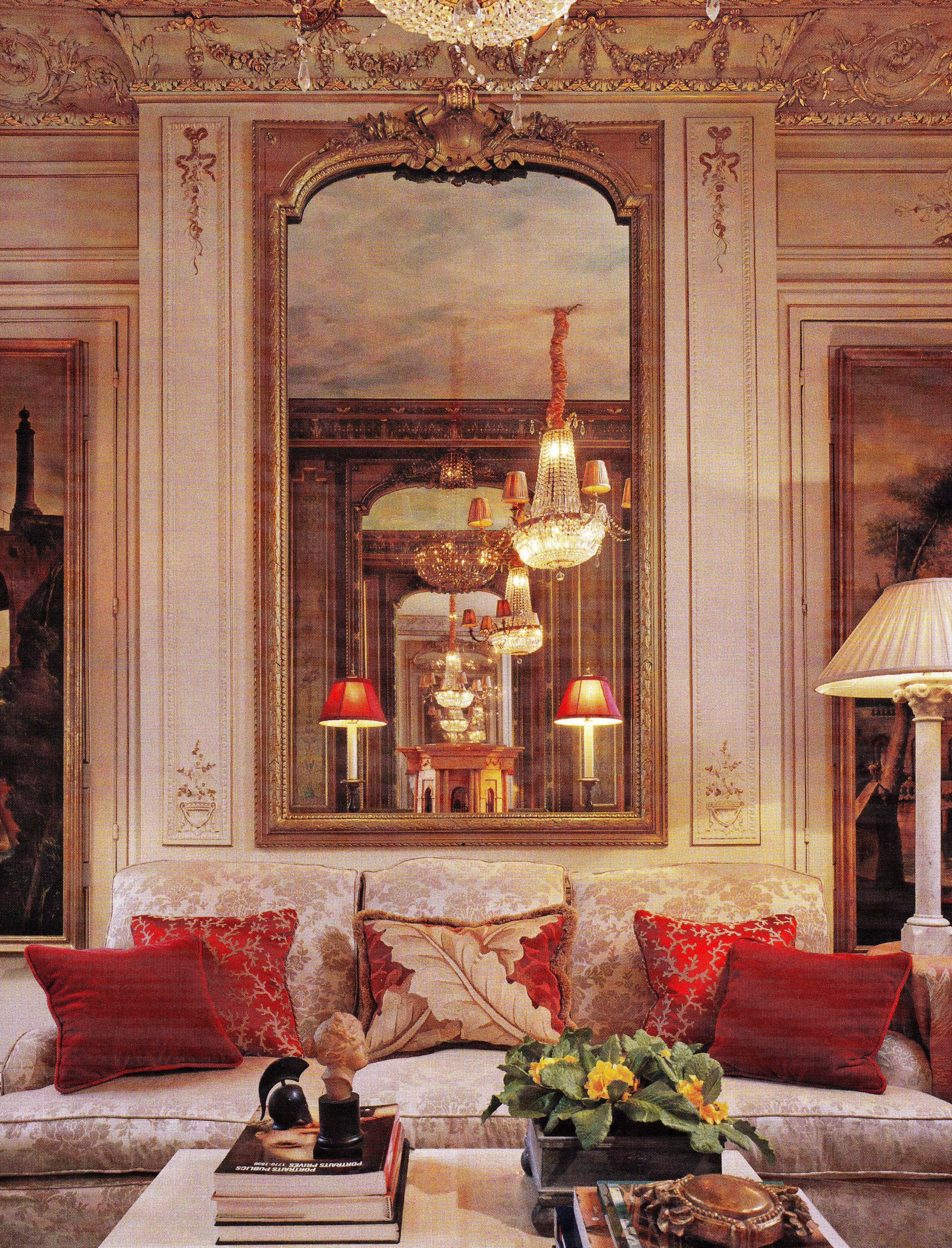 Traditional Victorian Colonial Living Room By Timothy Corrigan With Images: Luxury Homes Interior, Home Decor, Luxury Interior