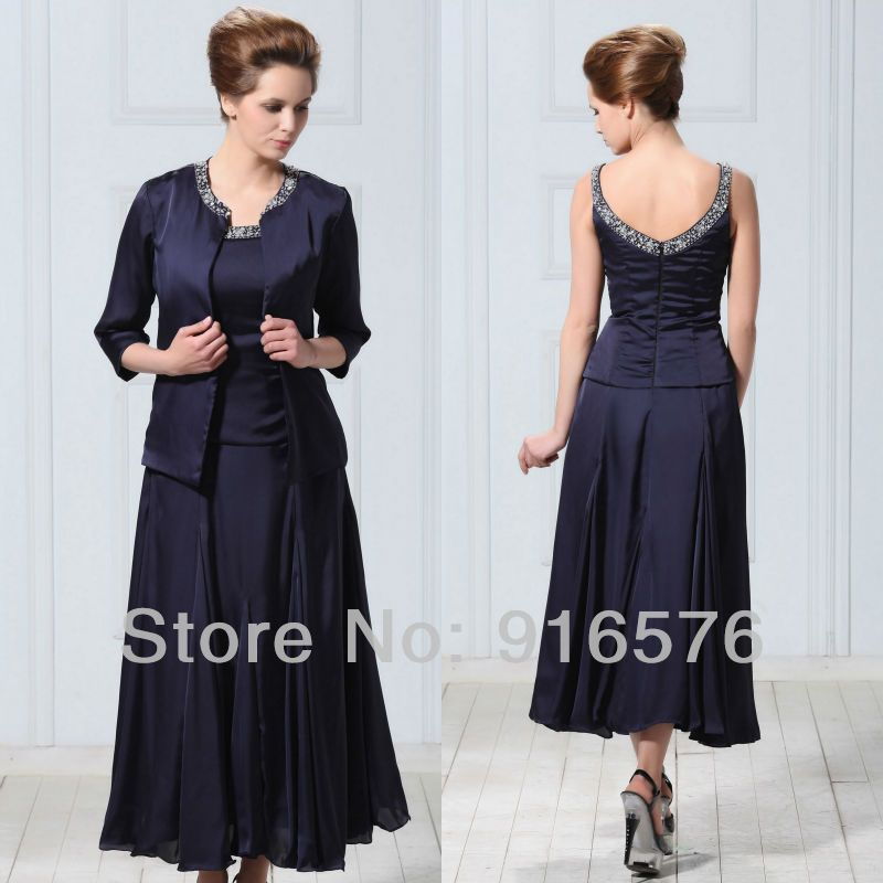 plus size mother of the groom dresses bride with jacket prom dress ...