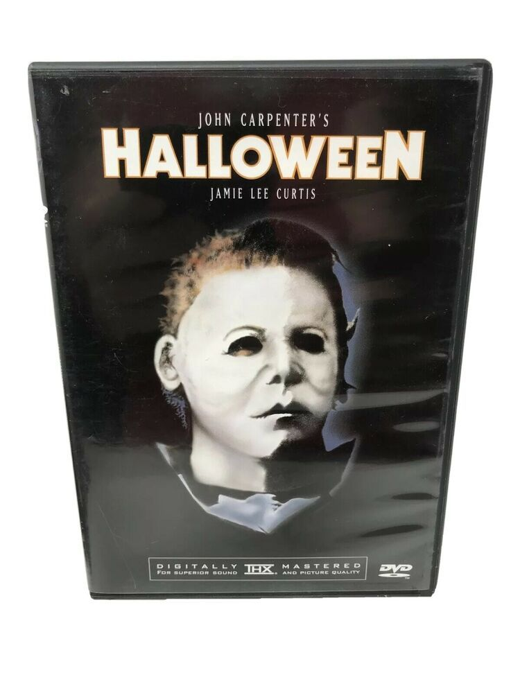Halloween 2020 Dvd Jamie Lee Curtis John Carpenter's Halloween (DVD,1999, Restored Version) DV10896