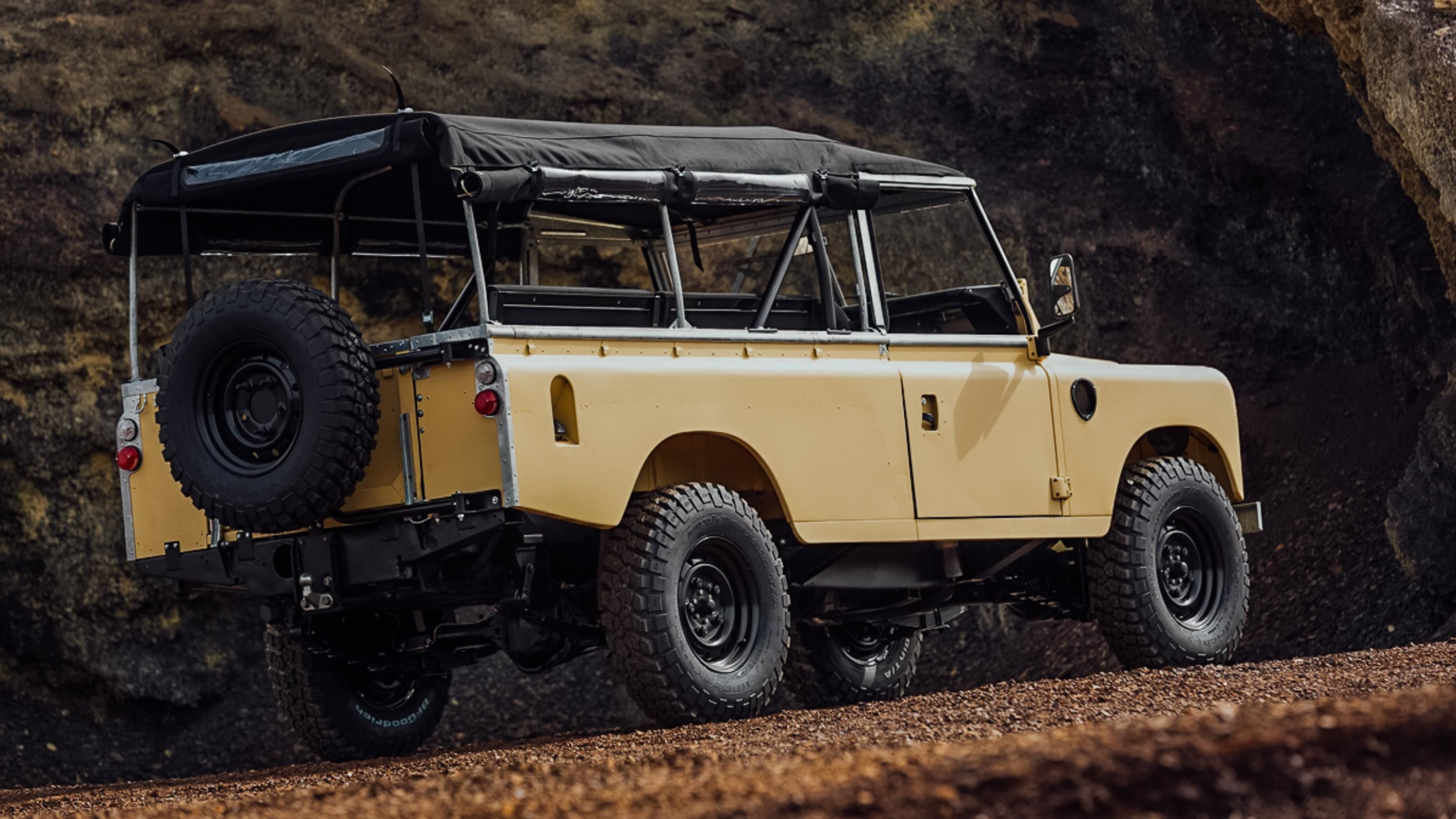 the landrovers defender refurbished bluemoon sale gas landrover for defenders convertible land rover
