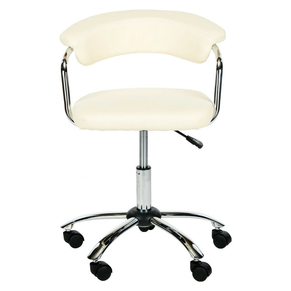 Paulina Desk Chair Safavieh Desk Chair Cream Office Chair