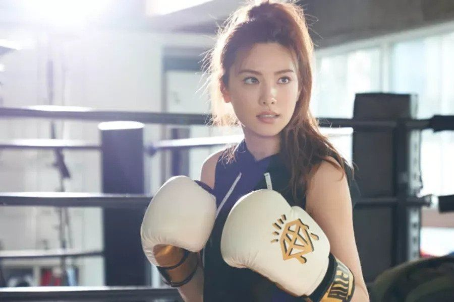 """Nana Shows Her Charismatic Side With Powerful Kickboxing Skills In Upcoming Drama """"Oh My Ladylord"""""""