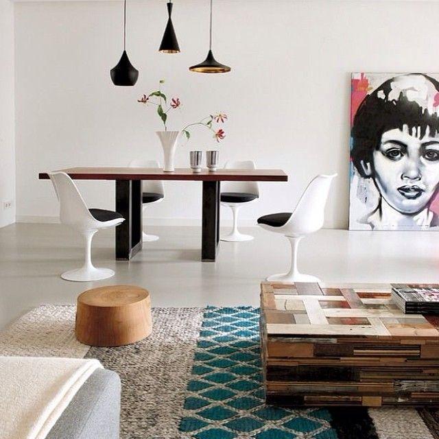 Modern comfort. #interiordesign #decor #design #home #homedecor #style