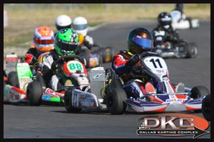 Go Kart Dallas >> Racing Action From The Fastest Kart Racing Track In Texas Dallas