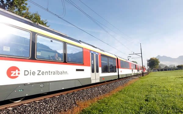 Zentralbahn to operate with a new panorama wagon