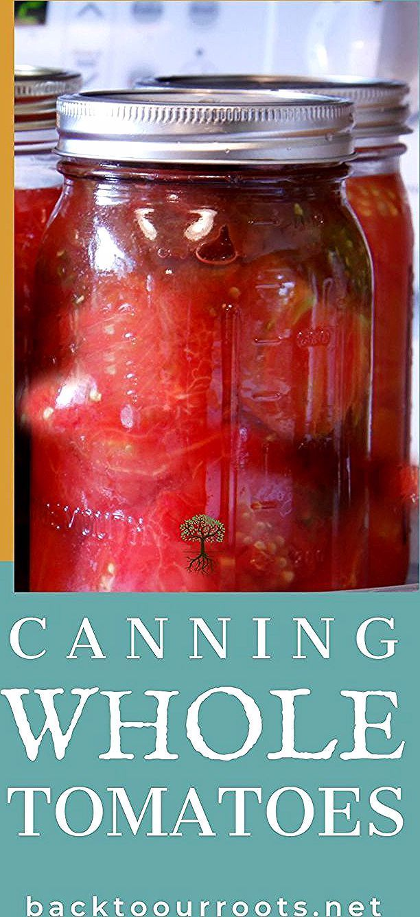 Canning tomatoes #canning #tomatoes ; tomaten aus der dose ; tomates en conserve... - #canning #conserve #tomaten #tomates #tomatoes - #Tomatoes