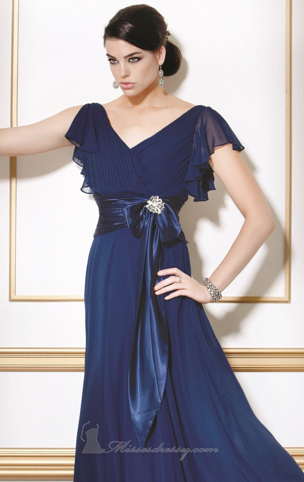 5a0ac74351 Pretty navy blue dress bridesmaid. Pretty navy blue dress Navy Dresses   2dayslook  sasssjane ...