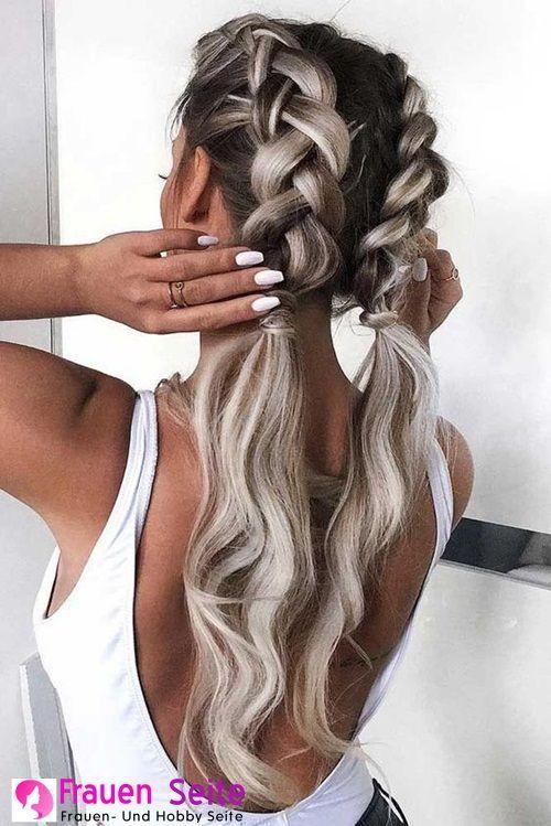 Stilvolle und attraktive 20 Frisur – #attraktive #Frisur #Stilvolle #und