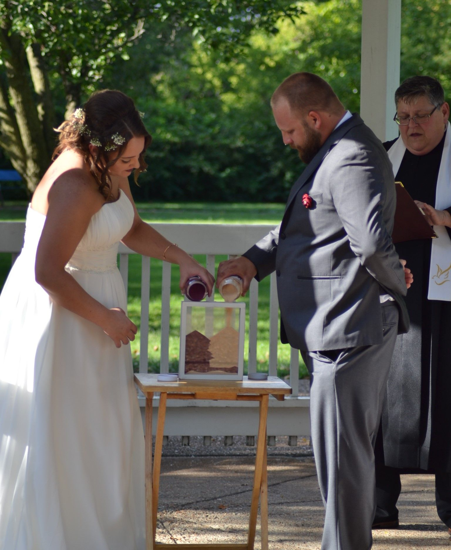 Performing Weddings In The St. Louis Area. Call And