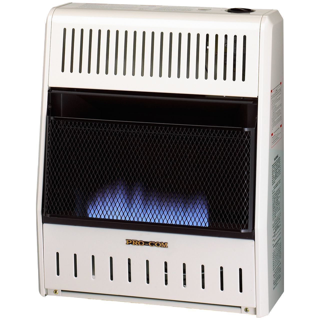 Details about MN200HBA Ventless Natural Gas Blue