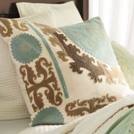 Mediterranean Pillows and Throws