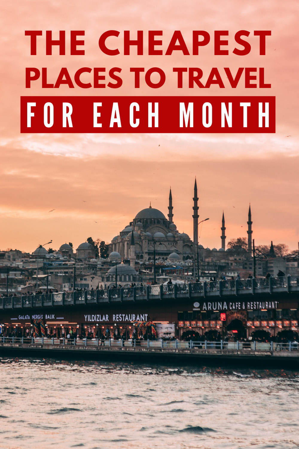 The Cheapest Places To Travel For Each Month Of The Year -  Here, your month-by-month guide for great vacation deals. Budget breakdowns for the cheapest spots  - #AdventureTravel #BudgetTravel #cheapest #month #places #travel #Year