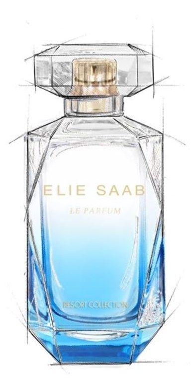 ELIE SAAB, LE PARFUM – RESORT COLLECTION