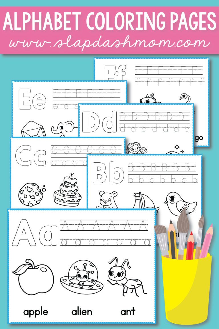 Free Homeschooling Printables for Preschool Homeschool