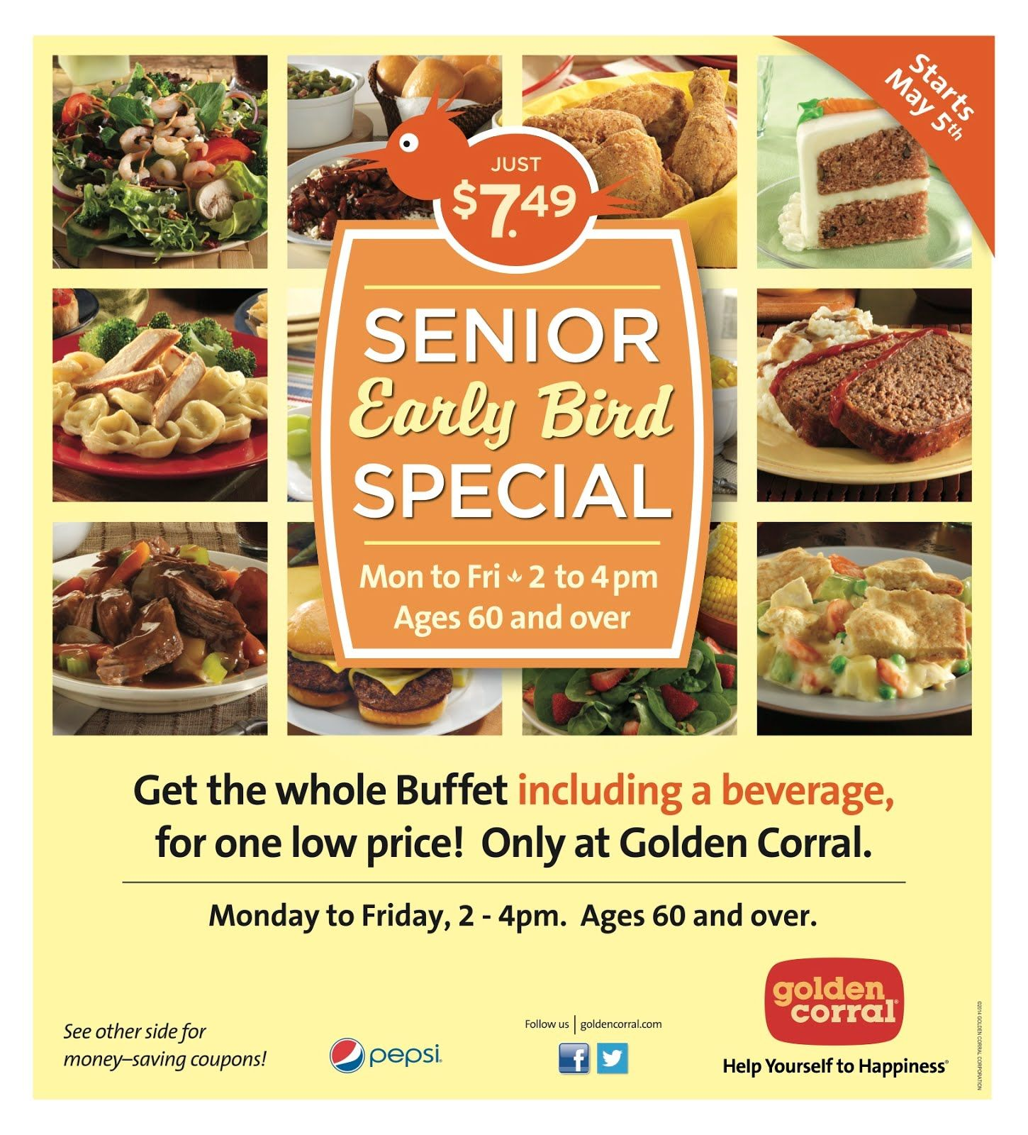 GOLDEN CORRAL KISSIMMEE FLORIDA PRICES