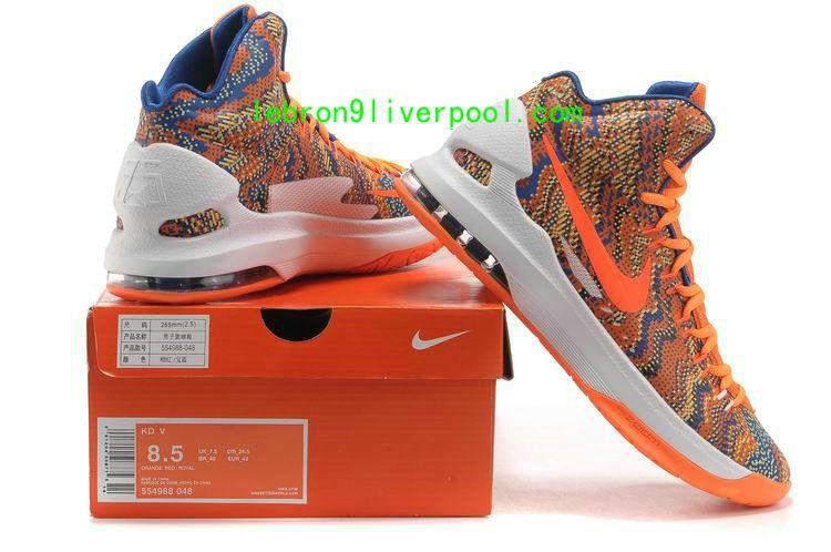 bb05d2102d20 Christmas Nike Zoom KD V Basketball Shoes