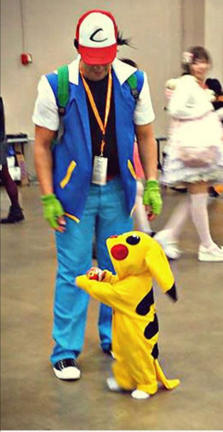 I Love This Kind Of Cosplay How Spend Time With Your Kid Anime