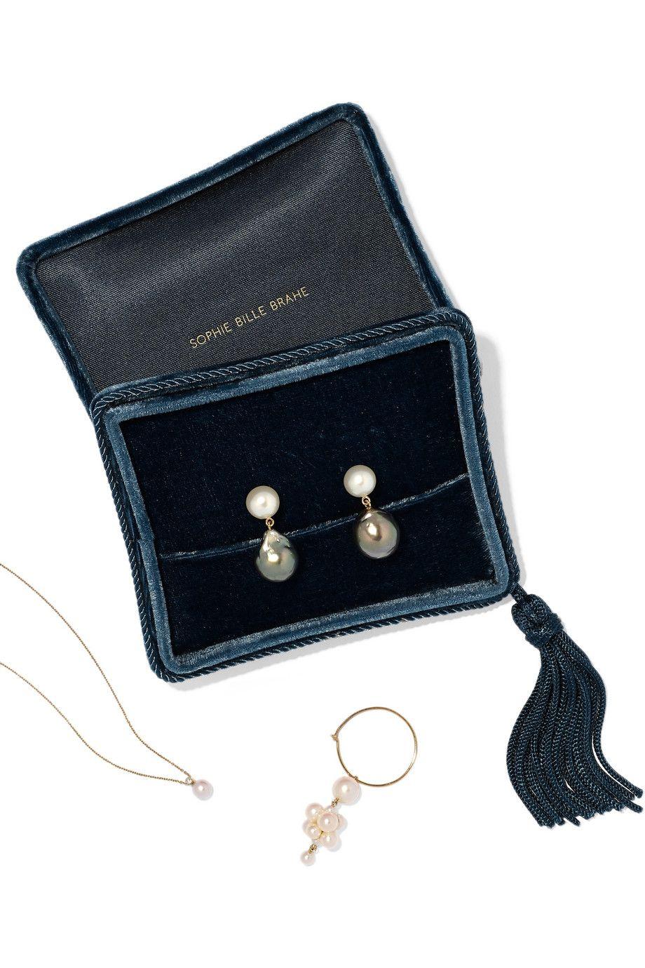 29+ Sophie bille brahe velvet jewelry box info
