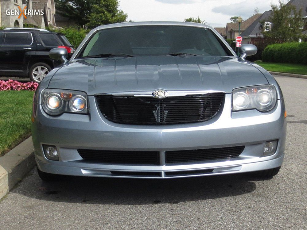 Our Gloss Black Billet Grille Set For The 2004 2005 2006 2007