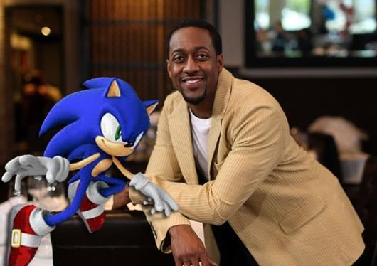 Jaleel White He S Worked On Adventures Of Sonic The Hedgehog