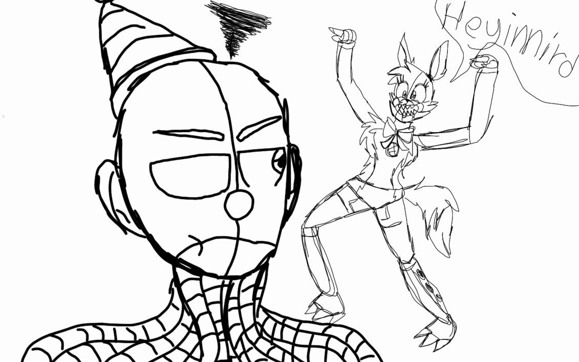 Funtime Foxy Coloring Page Beautiful Funtime Foxy Free Coloring Pages Coloring Pages Funtime Foxy Flag Coloring Pages
