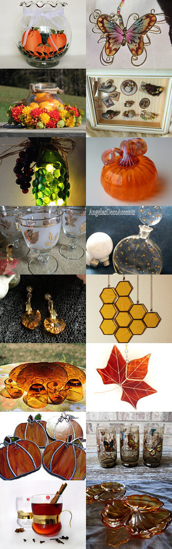 Reflections of Fall by Jeanne on Etsy--Pinned with TreasuryPin.com