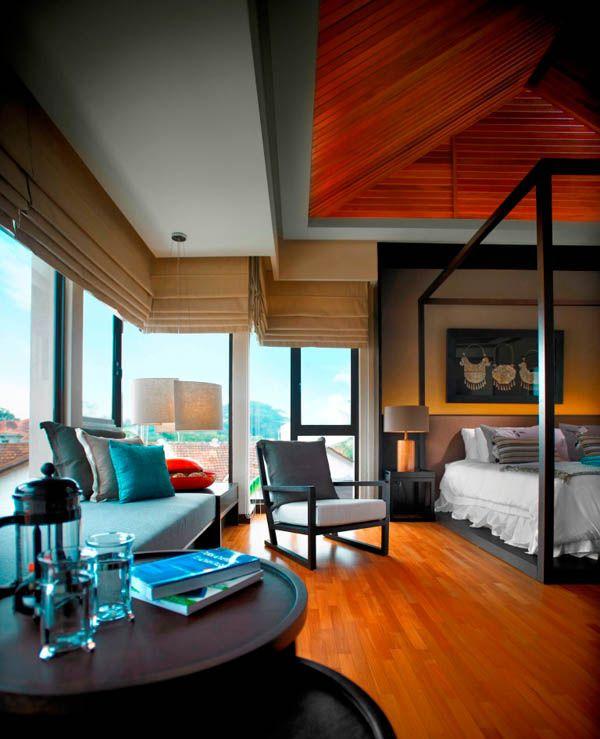 Malaysian Interior Design Award Winner In Penang InteriorDesign Hardwood