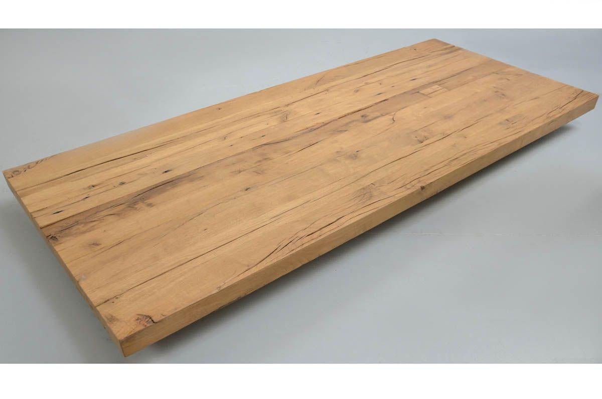 Eiche Tischplatte Altholz 6cm Nach Mass 1 Jpg 1200 795
