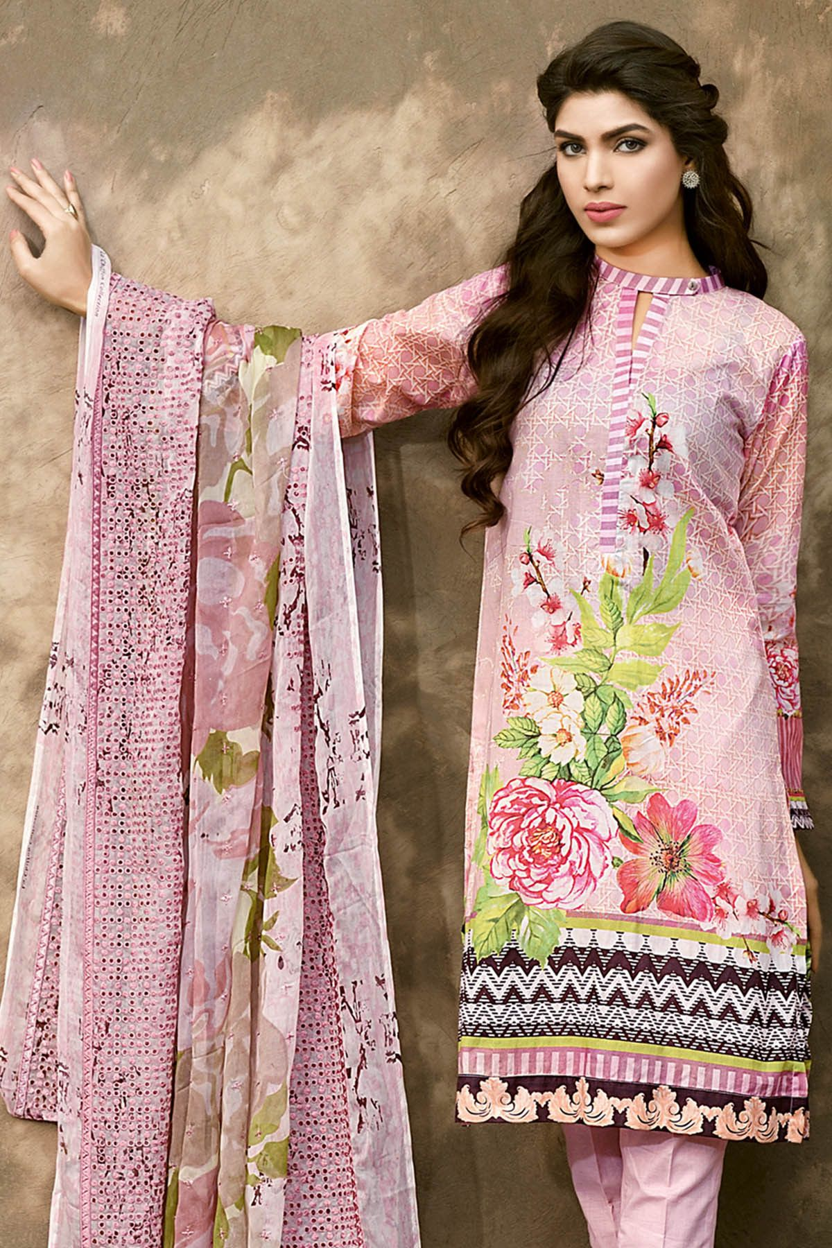 7d7c896ca7 Gul Ahmed Summer Lawn Collection Complete Catalog 2017-18