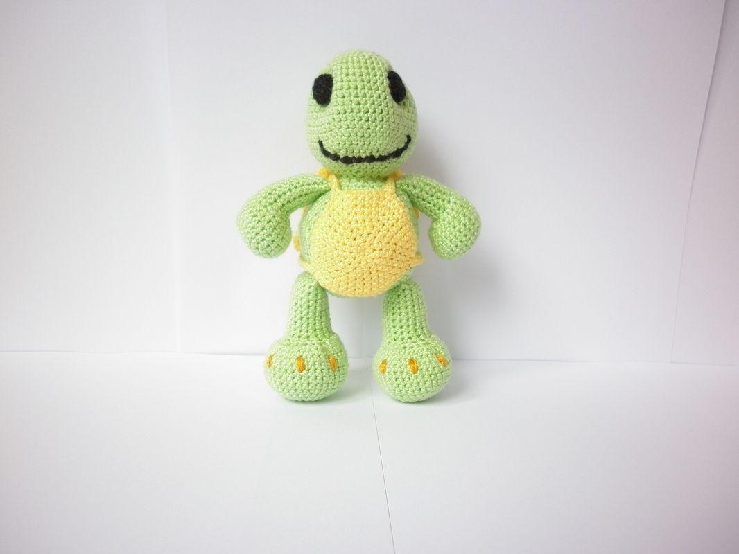 Crochet Turtle Amigurumi Turtle | Crocheted. Toys & pillows | Pinterest