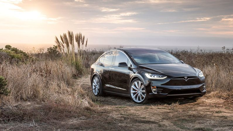why the tesla model x will make you want an american suv tesla rh pinterest com