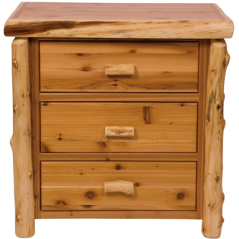Small dresser with three drawer and using made of mahogany wood | My ...