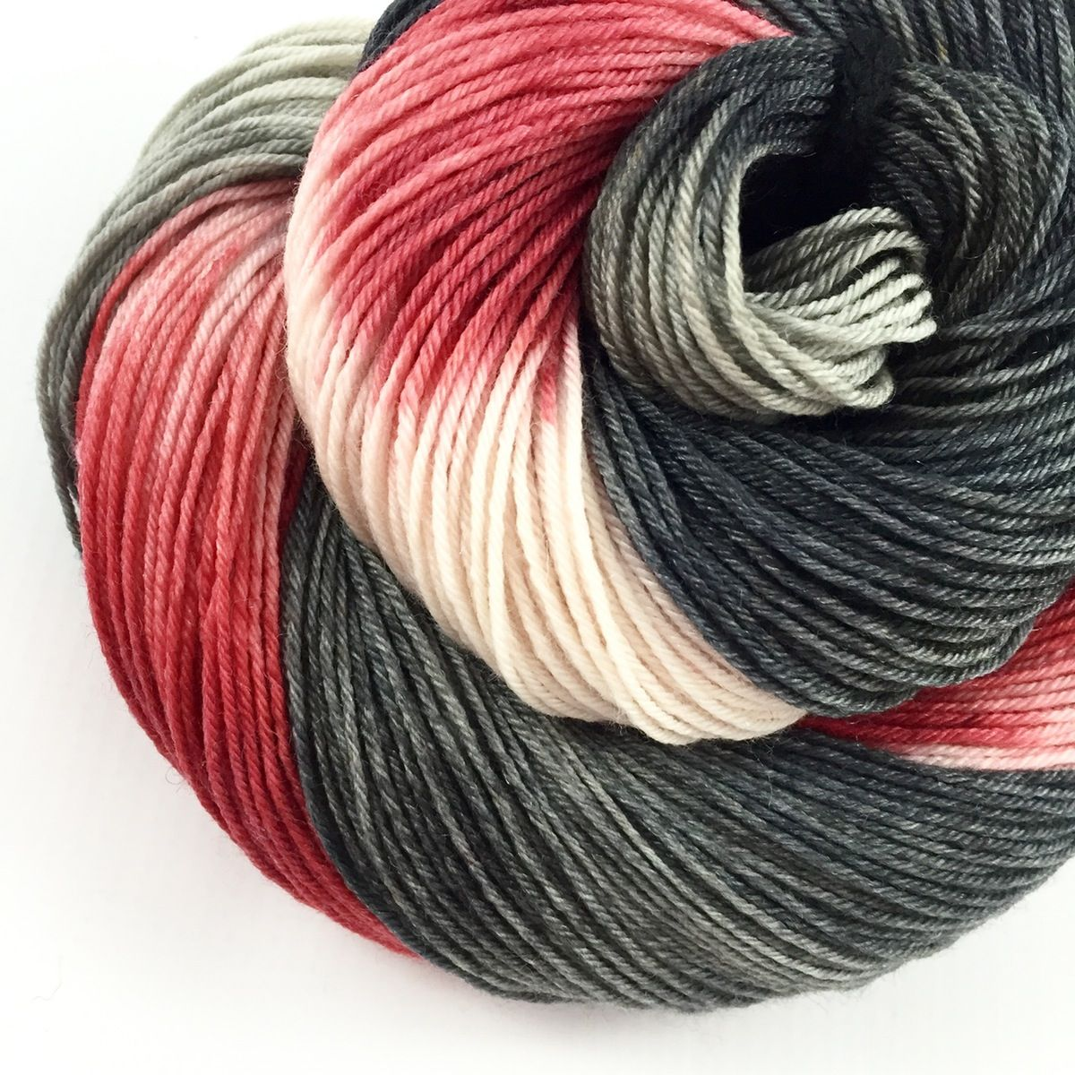 3 available ~ Inspired by the book The Night Circus, by Erin Morgenstern. If you have read the book, you'll understand this colorway. :-) Each ...