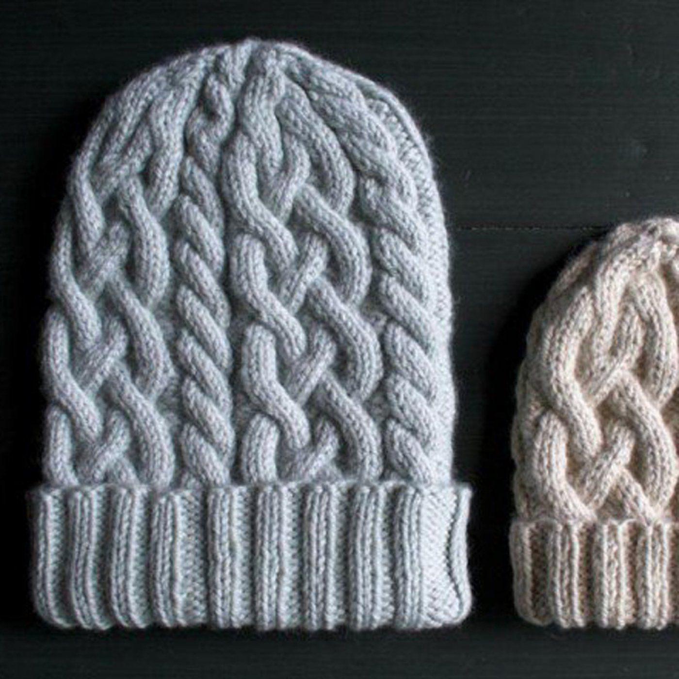 85e78bc5701 20 patrons pour tricoter un bonnet
