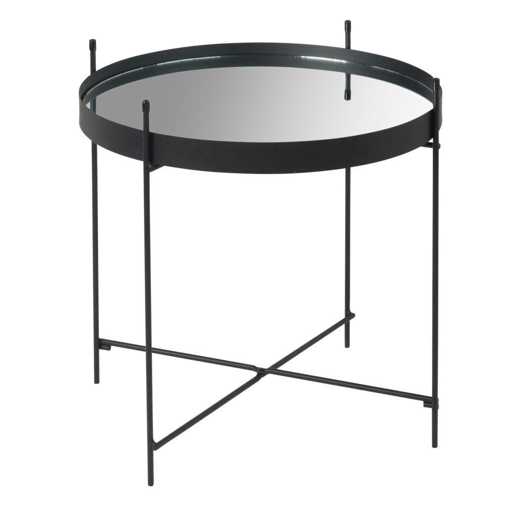 Occasional Furniture Maisons Du Monde Canape En Metal Bout De Canape Table De Chevet