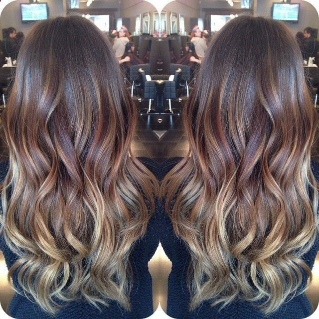 27 Exciting Hair Color Ideas 2020 Radical Root Colours Cool Spring Shades Hair Styles Balayage Hair Long Hair Styles