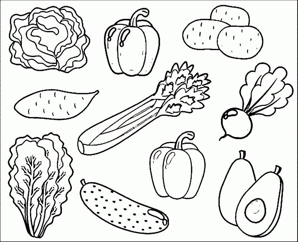 51 Printable Coloring Sheets Vegetables In 2020 Fruit Coloring Pages Vegetable Coloring Pages Coloring Pages